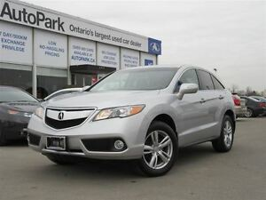 2014 Acura RDX Technology Package| Navi| Bluetooth| Sunroof