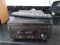 Denon DM 37 DAB micro hifi system