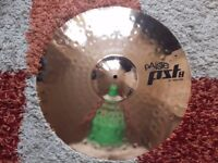 """Paiste Pst8 22"""" Rock Ride in excellent condition"""
