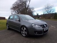 2005 55 VOLKSWAGEN GOLF 2.0 GTI PETROL 5 DOOR