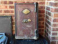 Antique Whittingham safe