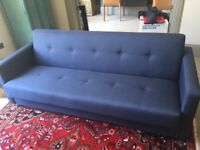 Brand new MADE sofa bed