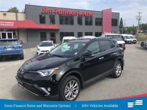 2018 Toyota RAV4 Limited - Executive Demo