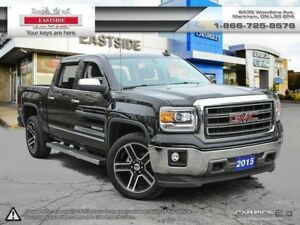 2015 GMC Sierra 1500 SLT 4WD!! LEATHER!! NAVI
