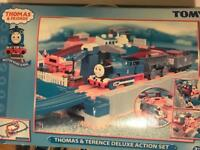 Thomas &Terence Deluxe Action Set