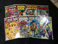 Iron Man classic comic's