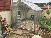 Greenhouse for sale 8x6