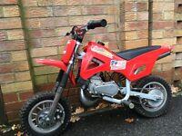 Kids 50cc Dirtbike