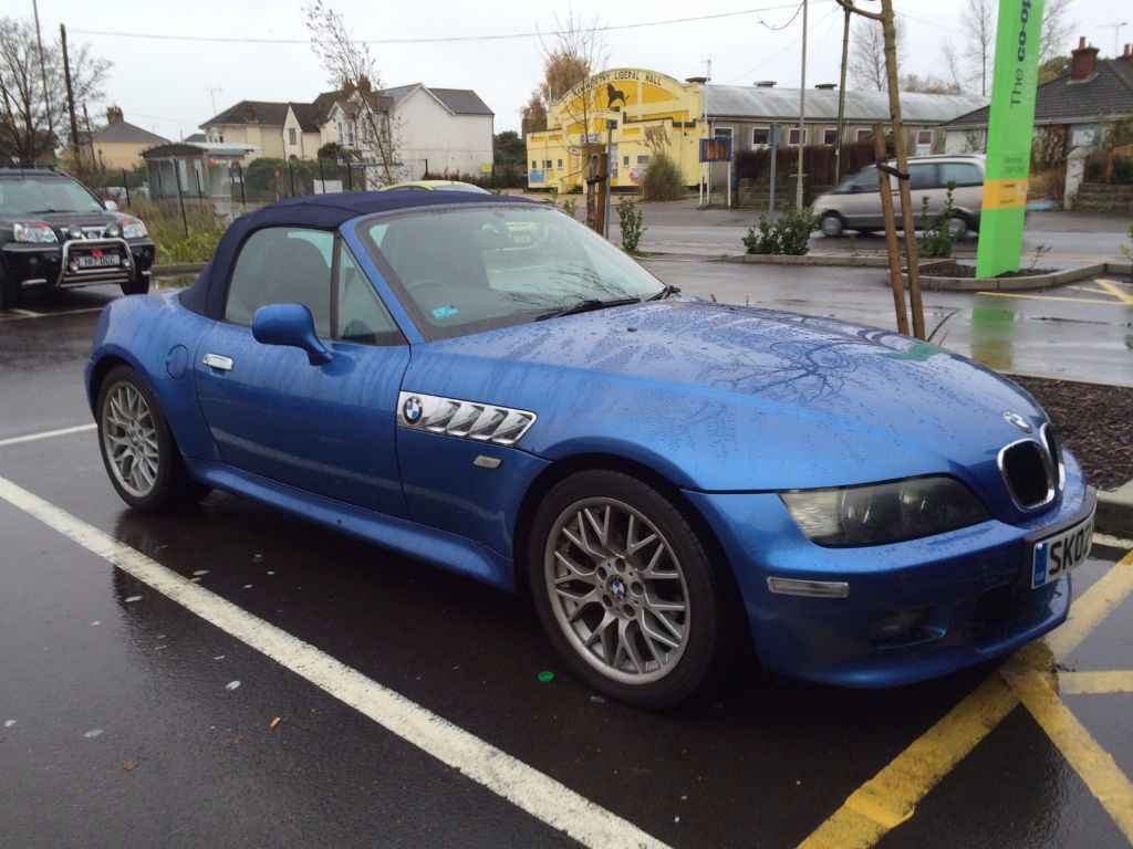 Bmw Z3 2 2 With Hardtop Sport Edition Individual Possible Swap For Bike In West End