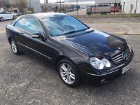 Mar 2004 Mercedes CLK-Class CDI AVAN'DE A Full mot v.g.c inside & out