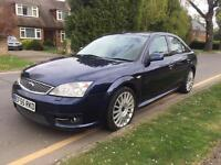 FORD MONDEO ST 2.2 TDCI 6 SPEED 2006 ST KIT FULLY LOADED TOW BAR BLACK