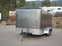 2016 Forest River Forest River Tailwind Cargo Trailer 6x10, 6x12