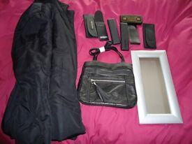 Misc Items. May suit car booter.