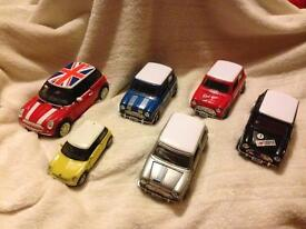 Model mini cars