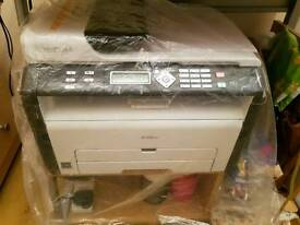 RICOH sp204sfn All in one laser printer