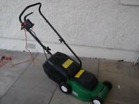 Lawn Mower - Rotary Electric - Suitable for small Grass area.