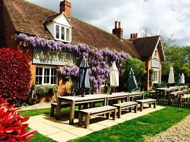Manager/Assistant Manager Food Led Pub with Rooms South Oxfordshire