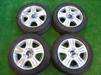"FORD GALAXY 1995-2005 16"" inch ALLOY WHEELS ( our ref 089 )"
