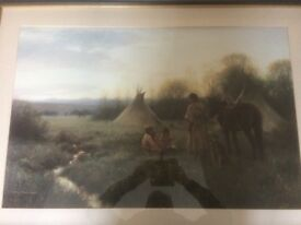 4 Robert Duncan Native American prints