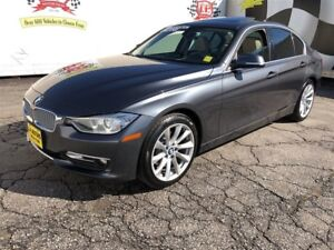 2014 BMW 3 Series 320i, Automatic, Leather, Navi, Sunroof