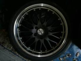 18' New Tyres