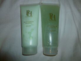 BHS Peppermint foot scrub and foot lotion