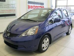 2014 Honda Fit 5dr HB Man LX