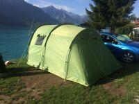 Medium Size Tent with equipment