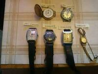 Vintages watches