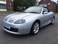 MG TF 2006 52,000 MILES 1 OWNER FROM NEW 12 MONTHS MOT FULL SERVICE HISTORY AMAZING CAR