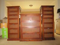 Pier bedroom furniture - 5 pieces comprising 2 bedside, 2 large standing and 1 chest of draws