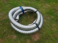 Flue liner 5 inch. 6 metres long approximately.