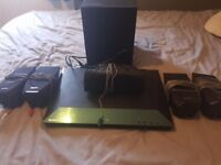Sony Home Blu Ray Cinema System