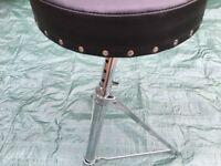 Wokingham Drum Sales - Premier Classic Drum Stool Excellent