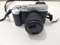 PANASONIC Lumix DMC-GX8 Mirrorless - Silver, Body Only or with Prime Lens
