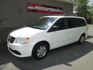 2012 Dodge Grand Caravan STOW N GO!!!