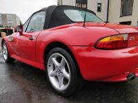 BMW Z3 CONVERTIBLE - swap for iphone x + cash or cash sale