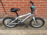 Ridgeback MX16 kids bike for sale suitable for ages 3-5