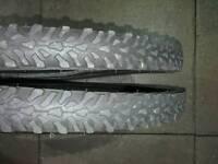 """24"""" mountain bike tyres"""