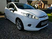 Ford Fiesta Zetec s Alloys and Tyres