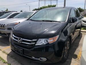 2015 Honda Odyssey Touring/ONE OWNER/ ACCIDENT FREE!