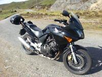 Honda CBF 600cc