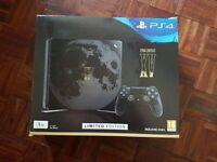 PS4 1TB FINAL FANTASY XV LIMITED EDITION