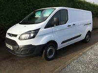 Late 2013 ford transit custom 290 eco tech lwb finance available