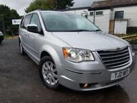 2011 Chrysler Voyager LIMITED!! 7 Seater With Amazing Spec & Service Histroy