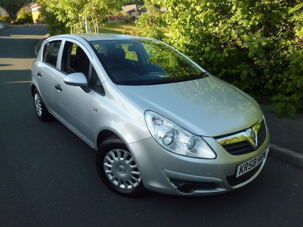 2009 vauxhall corsa 1 3 cdti 30 tax 1 owner full. Black Bedroom Furniture Sets. Home Design Ideas