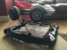 My Child Walker - Car design
