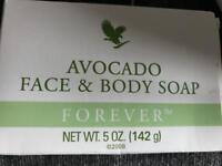 Aloe Avocado Face and Body Soap