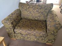 Next Sofa / loveseat. Good condition pet and smoke free home!
