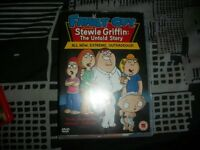 Family Guy (DVD) The Stewie Griffin Story